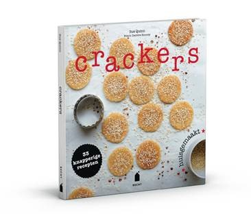 Crackers: die bak je lekker zelf
