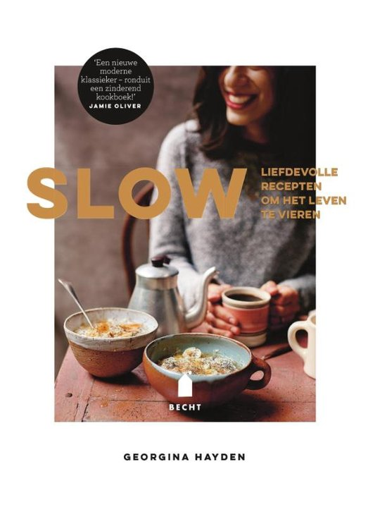 Slow boekrecensie , met bijzonder jamrecept