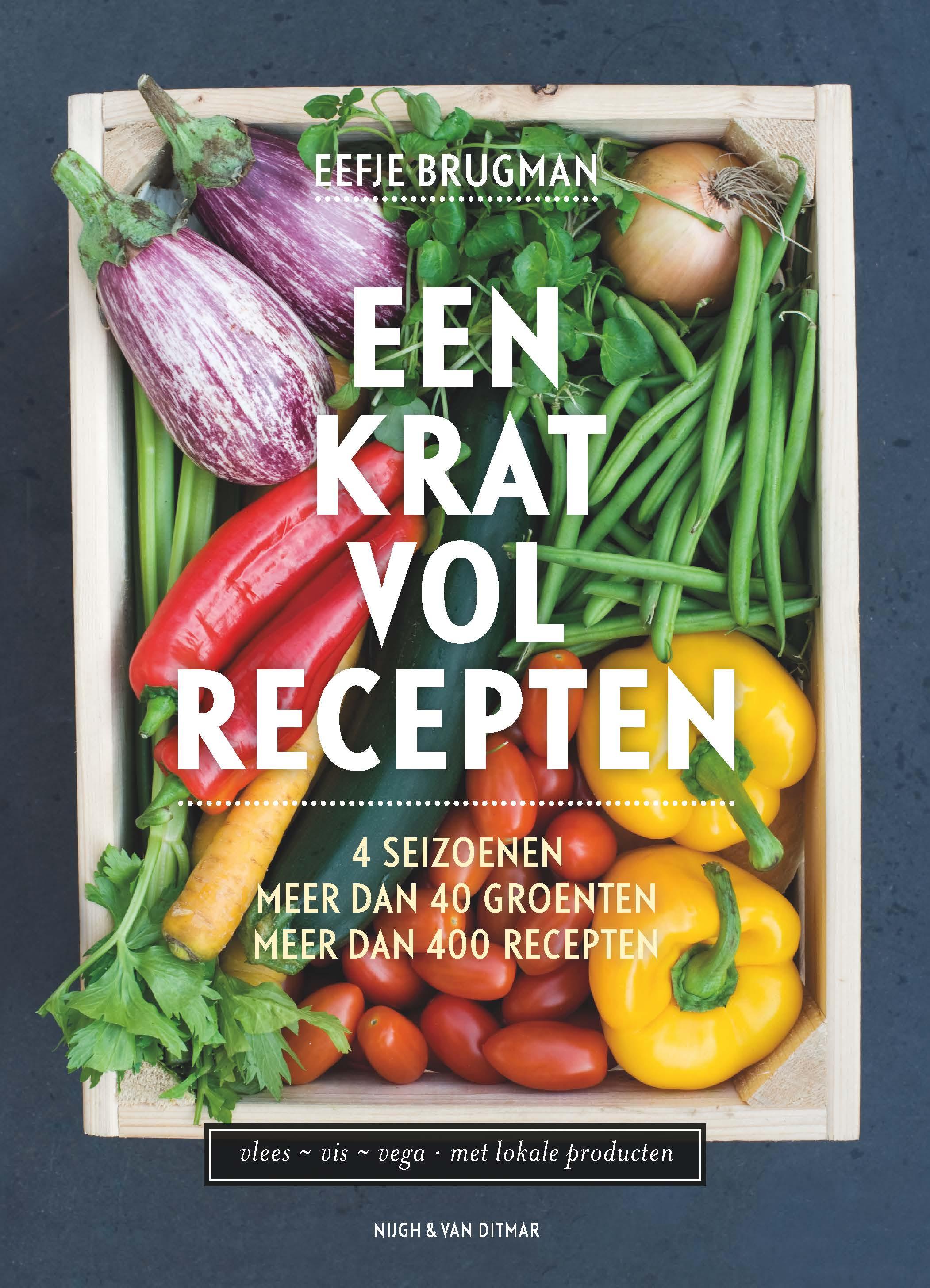 Een krat vol recepten + broccoli recept