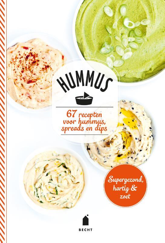 Paprikaspread uit Hummus 67 recepten voor hummus, spreads en dips