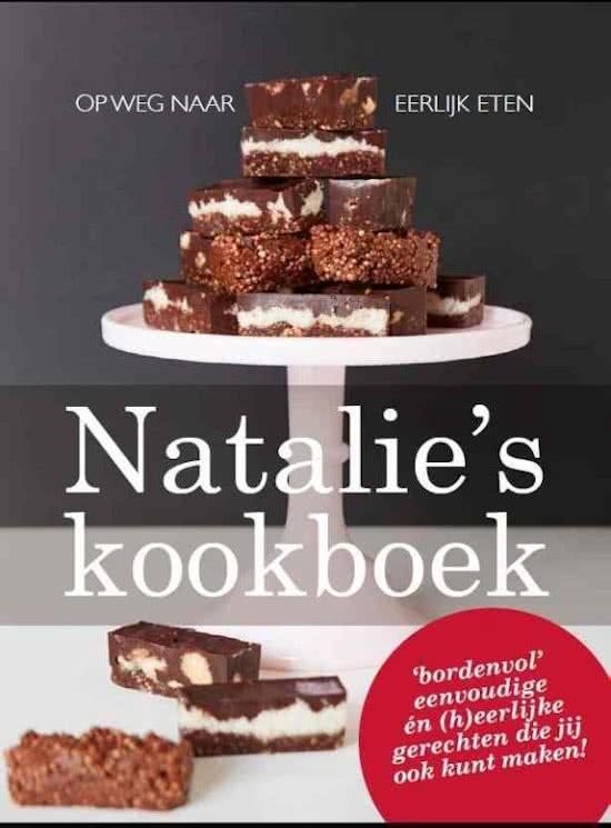 Natalie's Kookboek + recept voor suikerarme ontbijtkoek