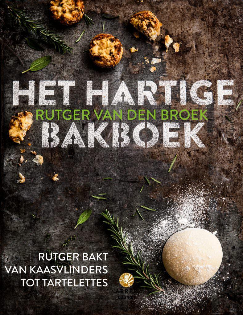 Het hartige bakboek +recept voor Gougères