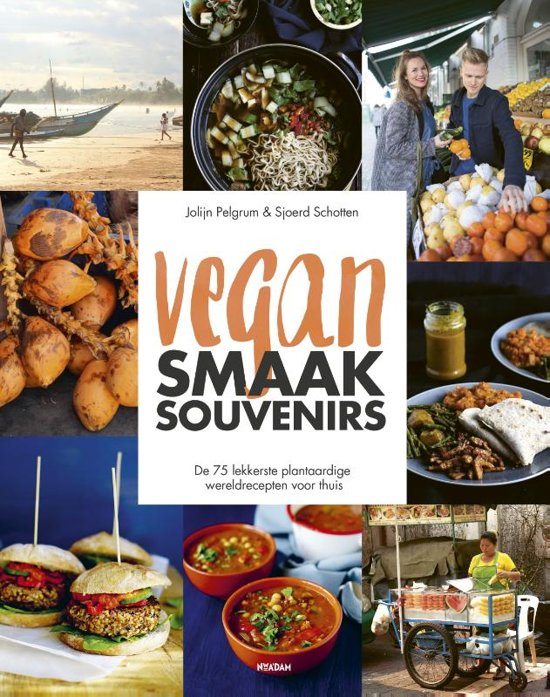 Heerlijke, inspirerende Vegan smaaksouvenirs