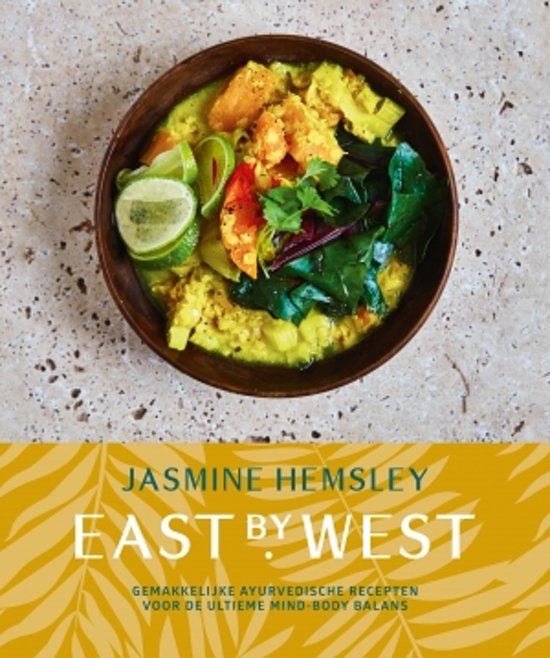 East by West + recept banaan dadelkoekjes