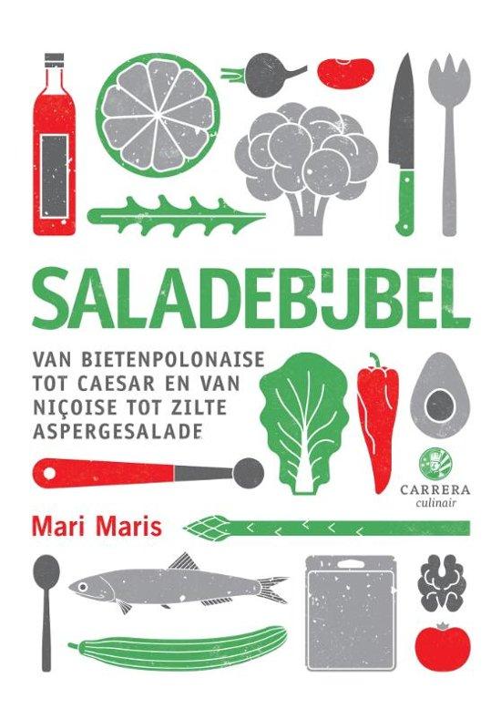 Een bijbel vol heerlijke salades: dat is de Saladebijbel