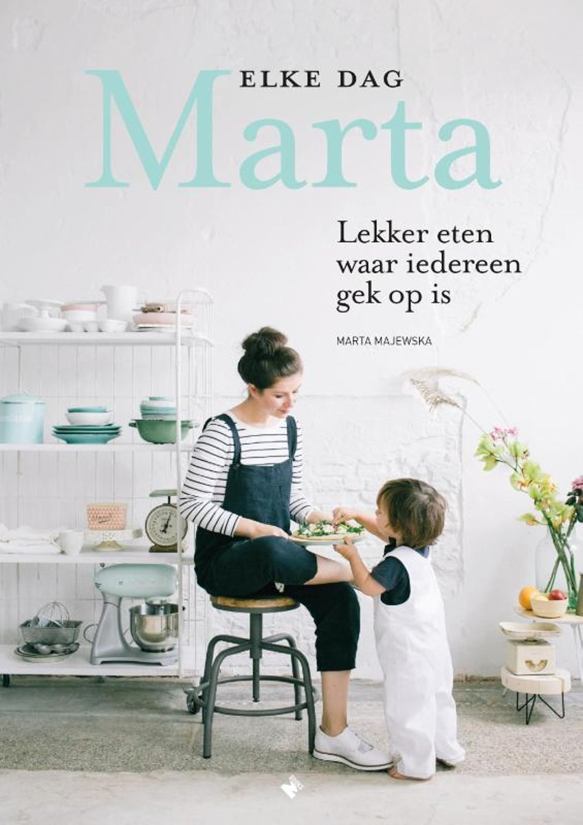 Elke dag Marta is verfrissend