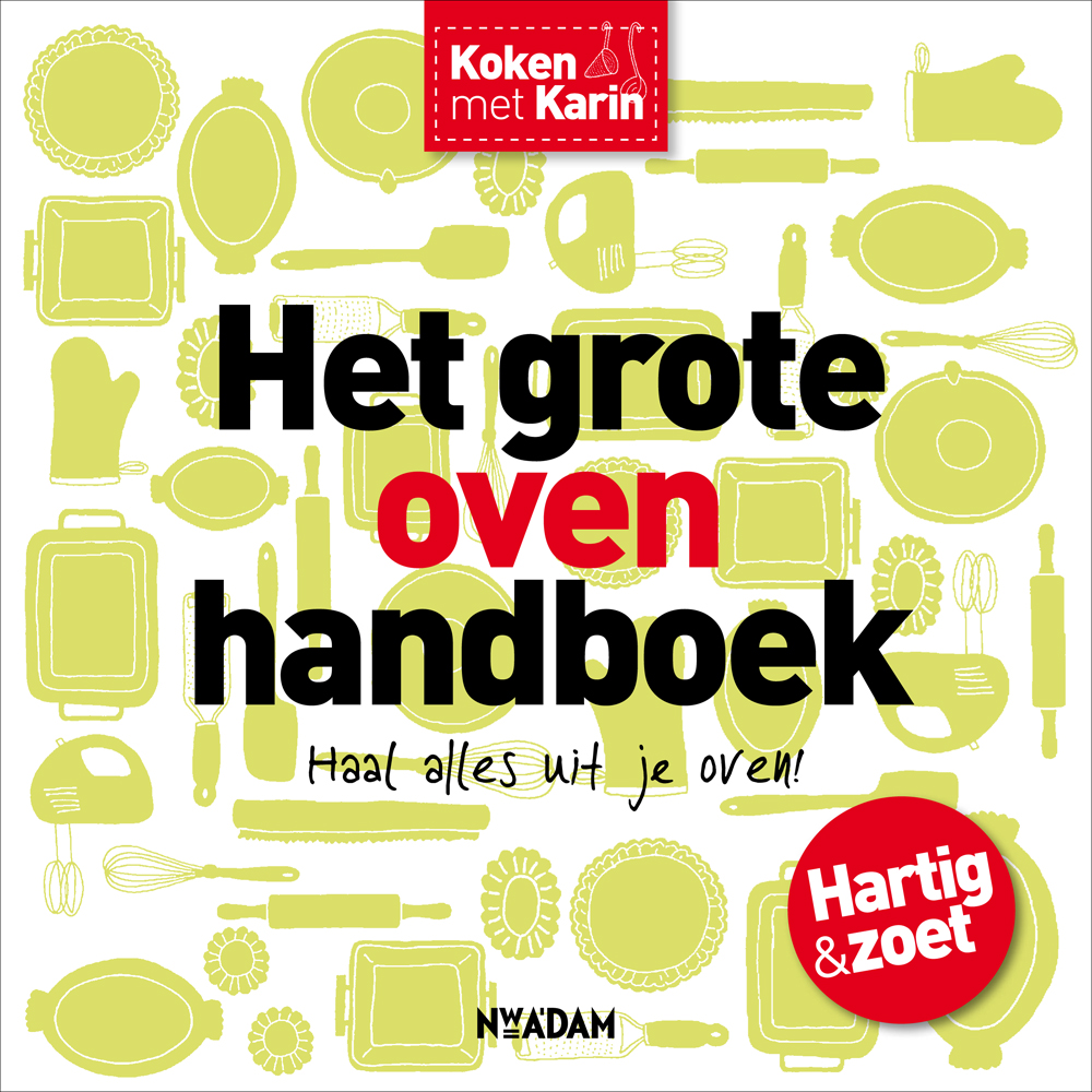 Het grote oven handboek is een juweel + koekjesrecept