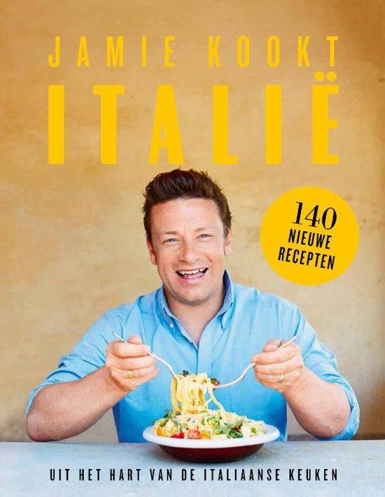 Jamie kookt Italië + recept wortelcaponata