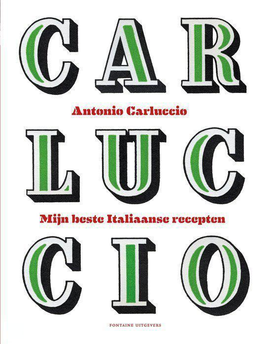 Carluccio's beste Italiaanse recepten+ gnocchi recept