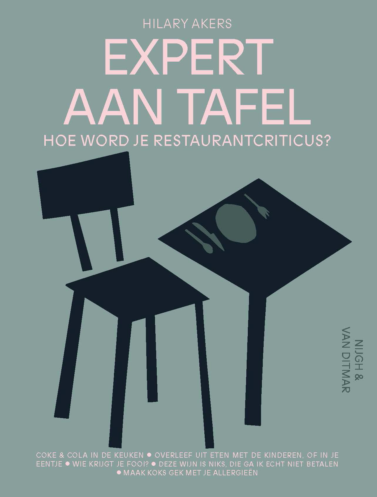 Expert aan tafel: hoe word je restaurantcriticus?