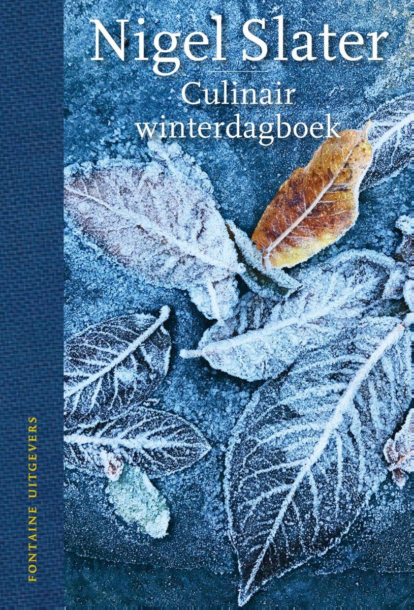 Culinair Winterdagboek, om bij de verwarming te eetlezen.
