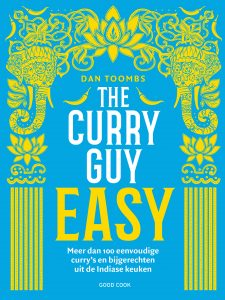 Lekker snel met The Curry Guy Easy + curry recept