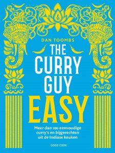 Lekker snel met The Curry Guy Easy + curry recept