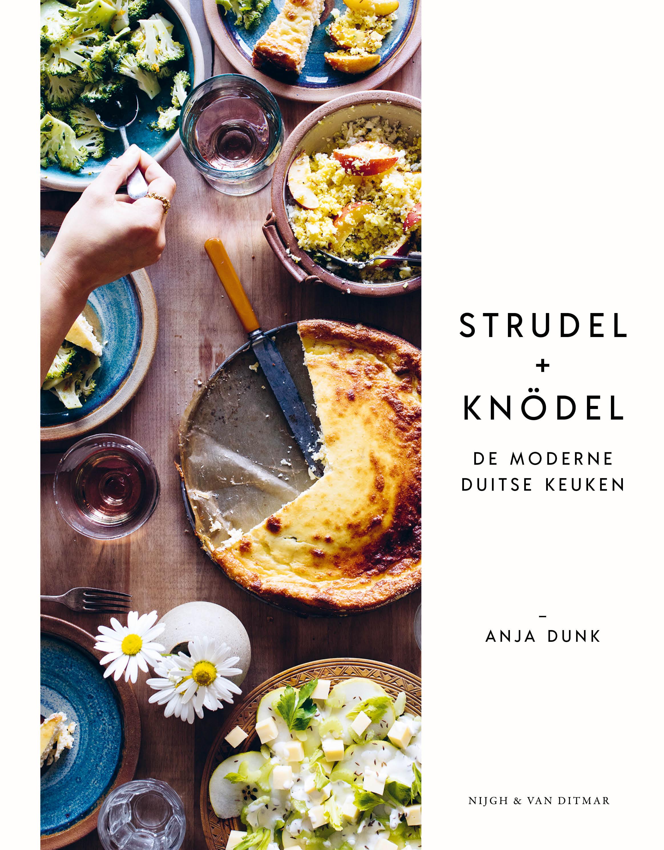 De moderne Duitse keuken in Strudel en Knödel + recept