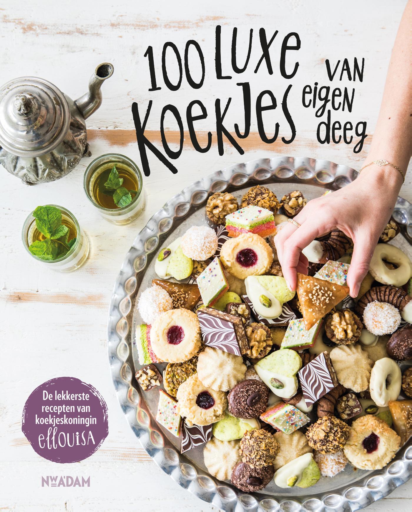 Luxe koekjes van eigen deeg +cheescakekoekjes recept