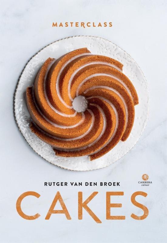 Masterclass Cakes mét recept
