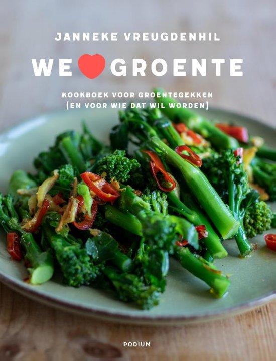 We (hartje) love groente! + soeprecept