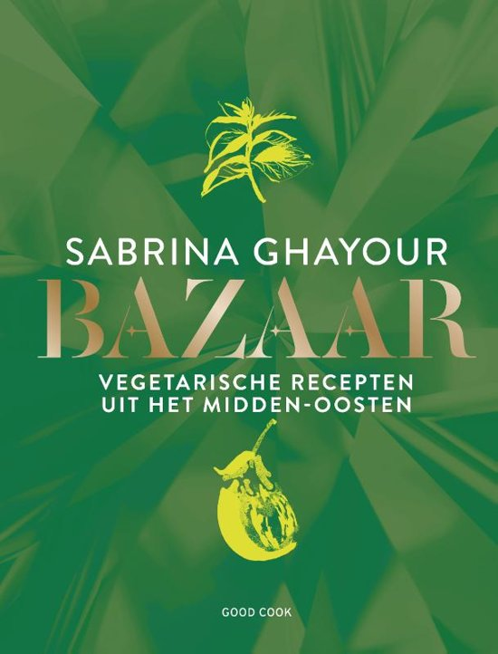 Bazaar, vegetarische recepten uit het Midden-Oosten