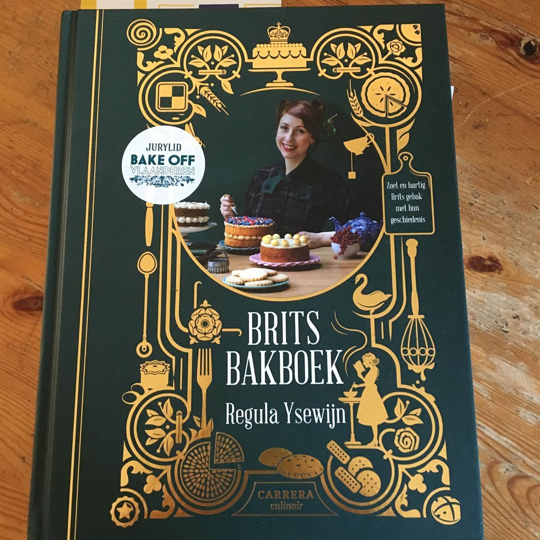 Brits bakboek