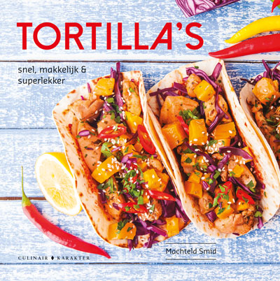 Tortilla's! met origineel recept