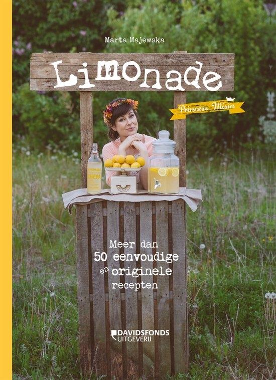 zelf limonade maken