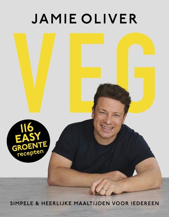 Jamie Oliver VEG 116 easy groente recepten