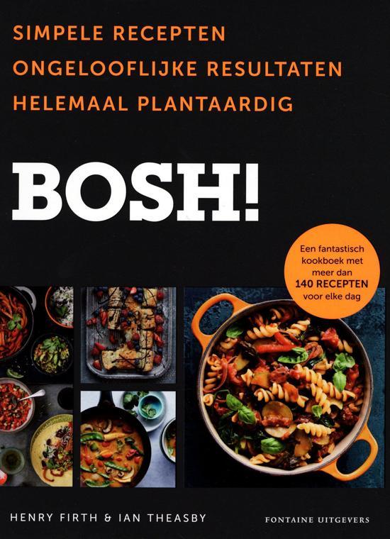 Bosh! recept voor vegan sticky shiitakes