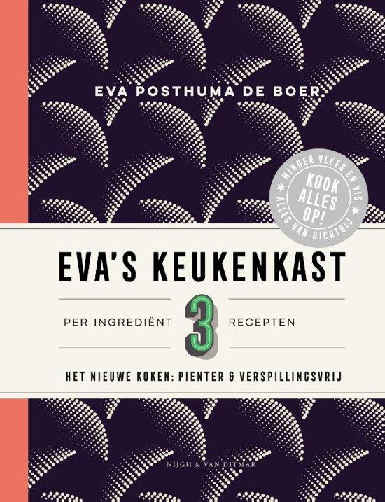 Eva's keukenkast + recept voor Limburgs schoteltje