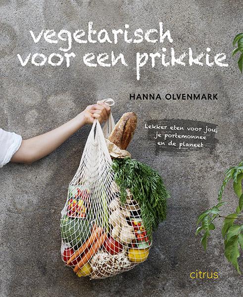 Vegetarisch voor een prikkie! + energiereep recept