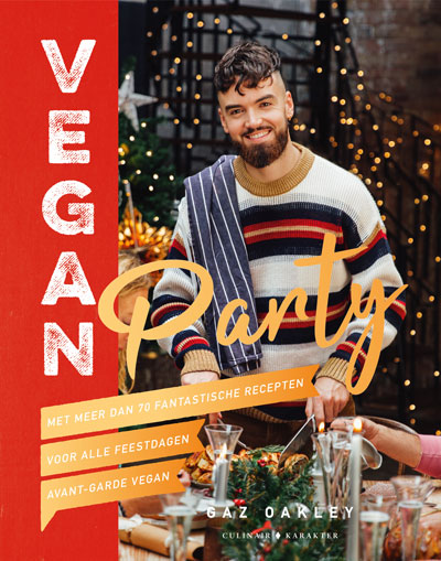Vegan Party: Avant-garde koken