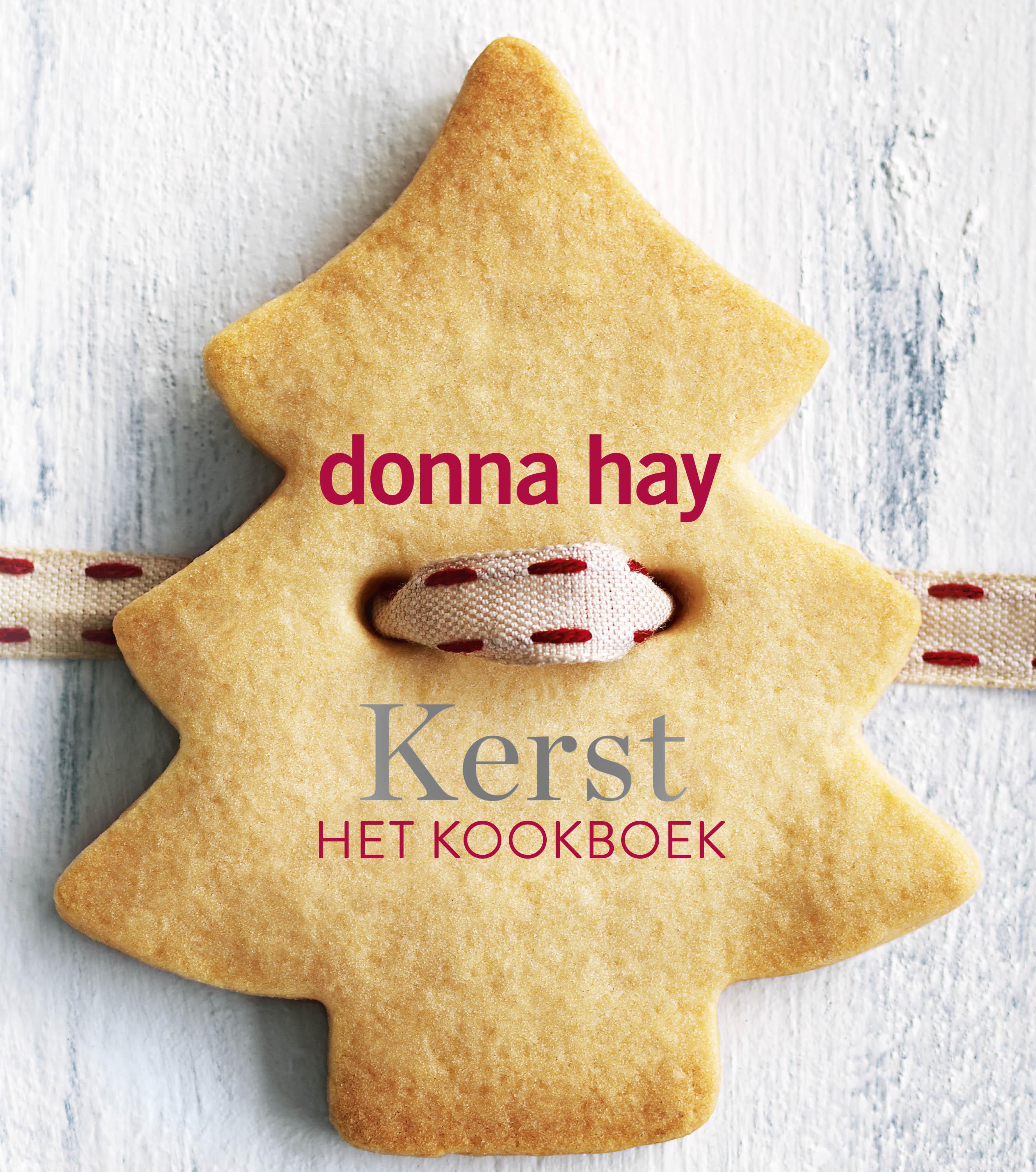 Stressvrije Kerst met Donna Hay + recept voor chocoladekerstcake