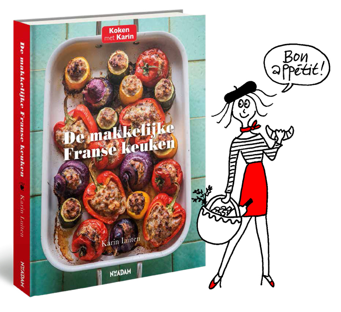 De makkelijke Franse keuken + recept voor tartines aux radis