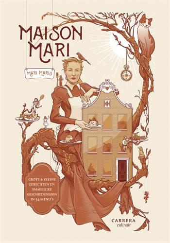 Maison Mari is meer dan een kookboek + Pastinaaksoep met komijnolie en pastinaakchips
