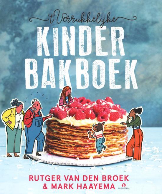 't Verrukkelijke kinderbakboek + ricotta pannenkoekjes recept