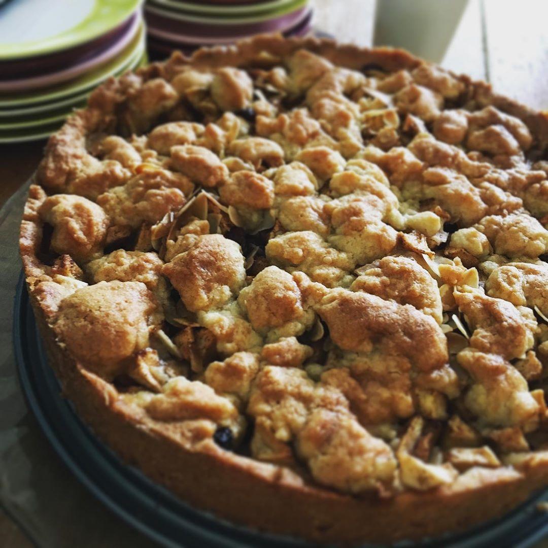 Mijn appeltaart- het recept