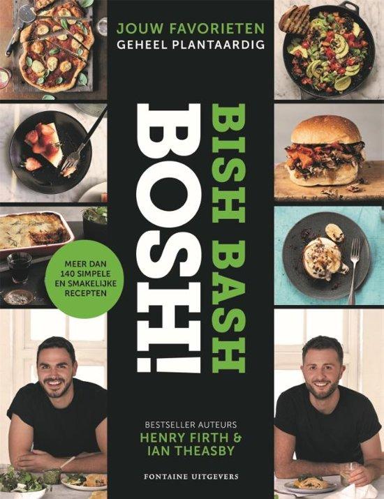Bish Bash Bosh! + recept voor platbrood