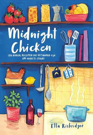 Midnight Chicken + recept voor verrukkelijke citroenkandeel