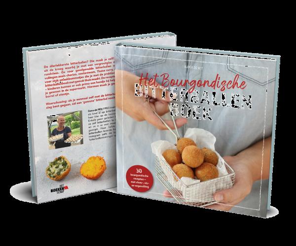 Het Bourgondische Bitterballenboek + recept!