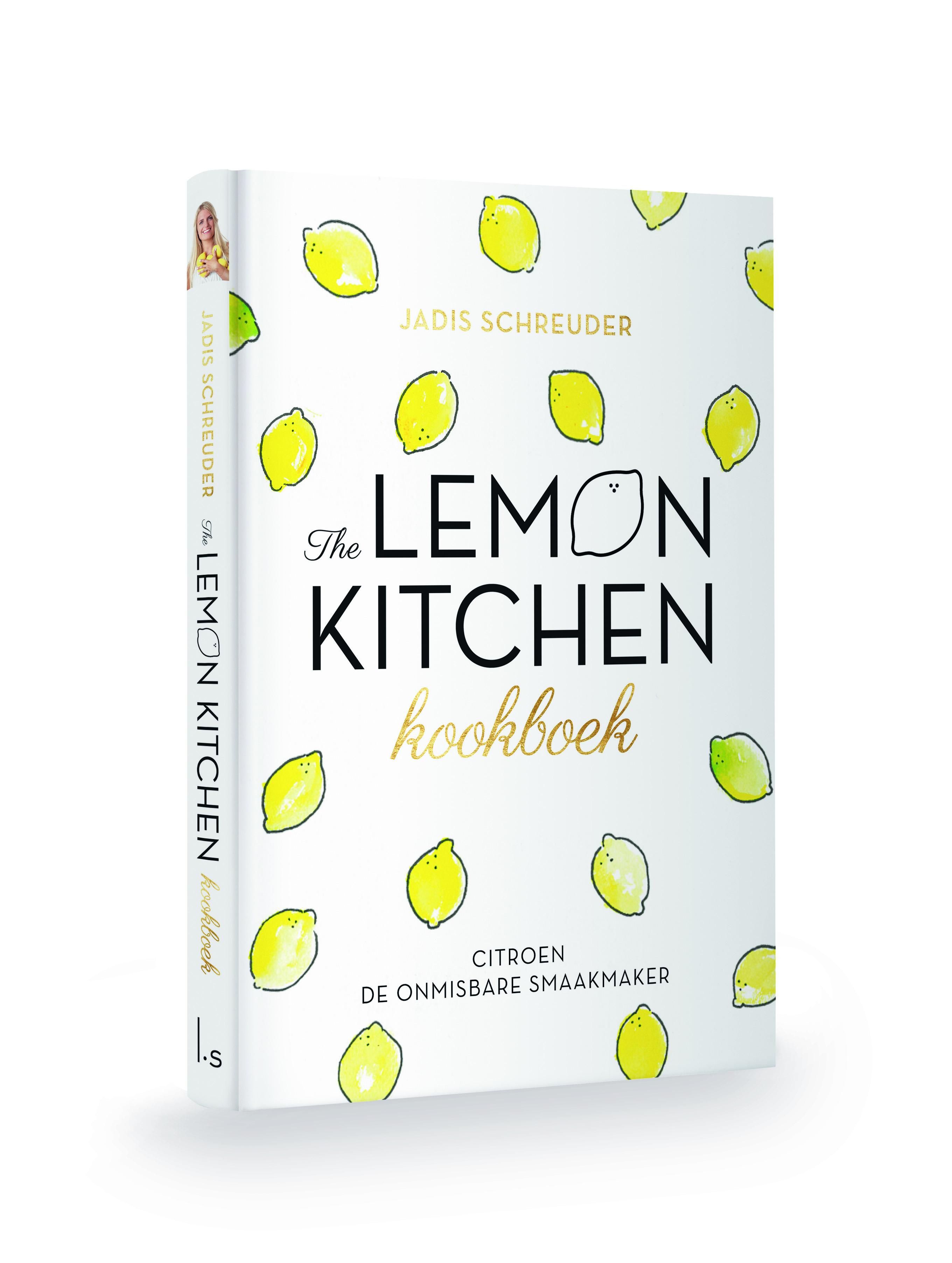 The Lemon Kitchen + recept voor citroentartelettes