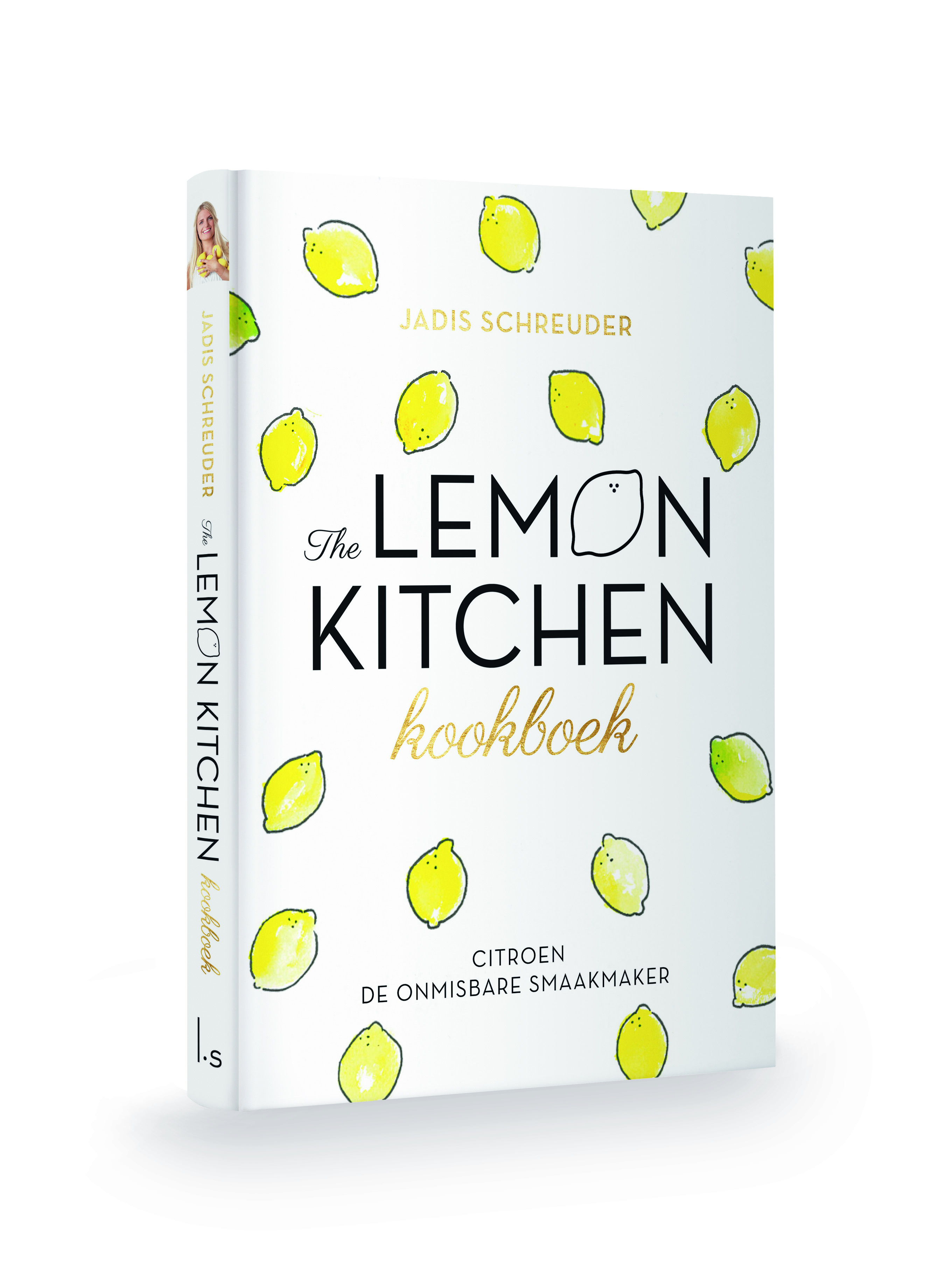 The Lemon Kitchen + recept voor citroentartelettes