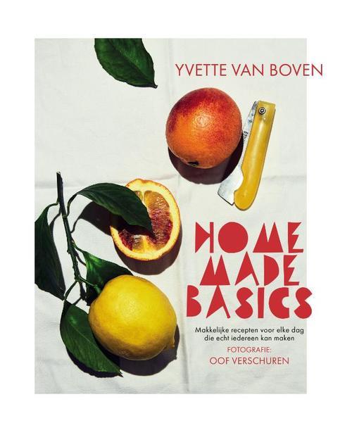 Home Made Basics + recept voor ontbijtkoek(en)