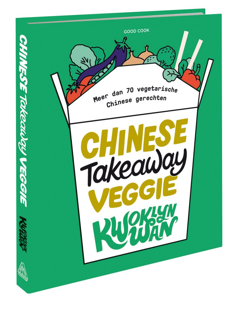 Chinese Takeaway Veggie: Groene asperges met gember sojasaus.
