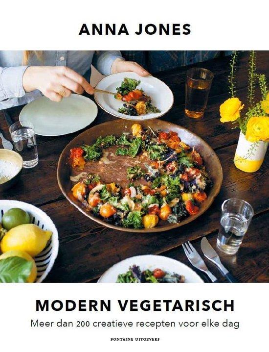 Modern vegetarisch + recept voor feta geroosterd met citroen en felrode tomaten