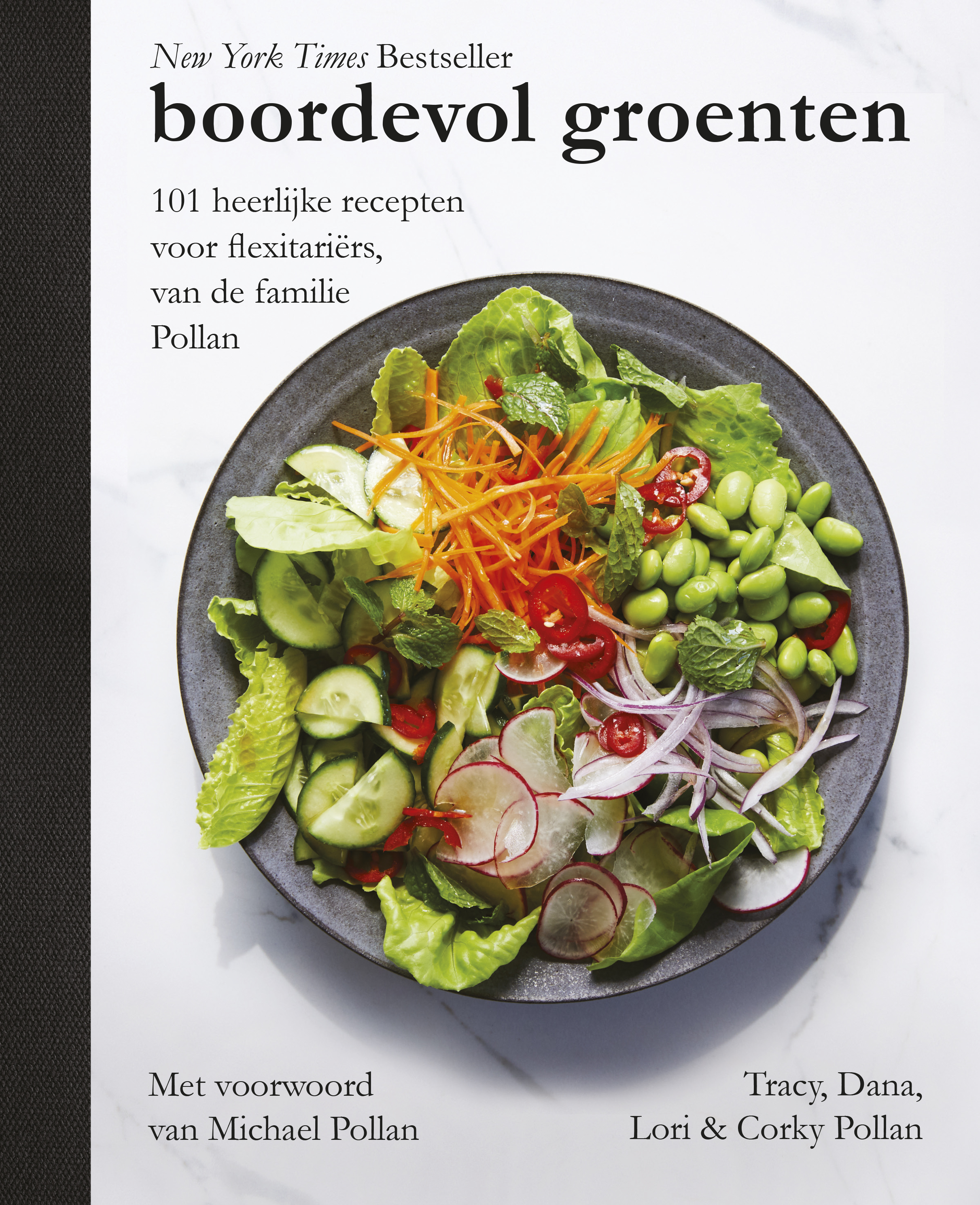 Boordevol groenten + recept voor buffalo bloemkoolwings
