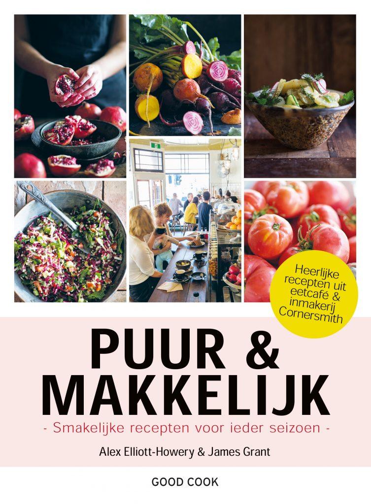 Puur & makkelijk, smakelijke recepten voor elk seizoen. + recept voor roze zuurkool