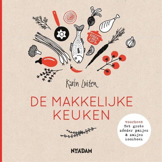 De makkelijke keuken is hét basis kookboek! + recept voor risotto met forel & doperwten