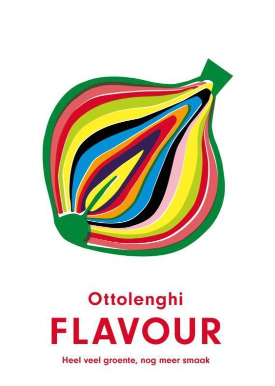 Flavour van Ottolenghi is één en al smaak.