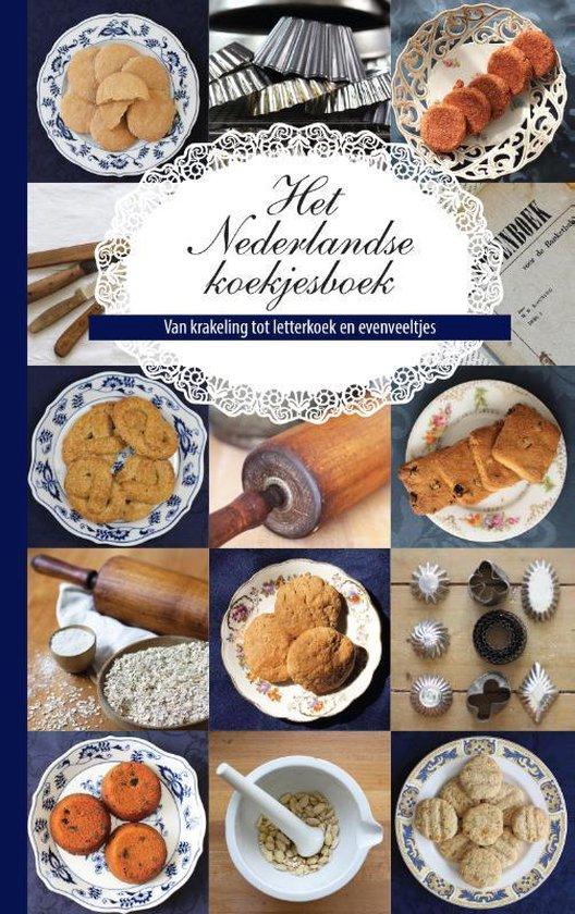 Het Nederlandse koekjesboek + recept voor koekjes bij de thee