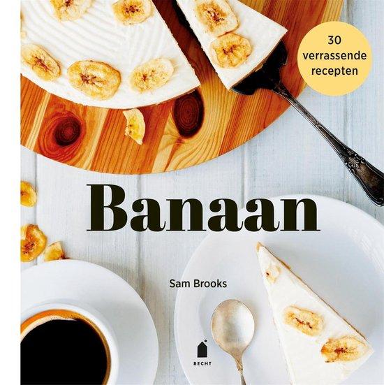 Banaan, leuk kookboekje + winactie