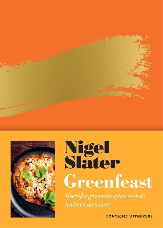 Greenfeast, heerlijke groenterecepten voor de herfst en winter + spinazietoast recept